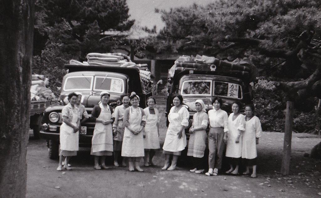 三陸沿岸(チリ津波)1960