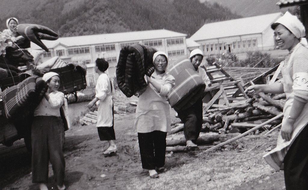 三陸沿岸津波(チリ)1960