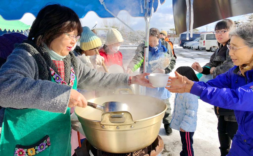 北海道地震厚真町支援2018